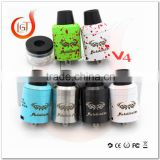 RDA 510 drip tip adaptor e cigs vapor mutation xs rda v4 with 304 ss rda mini splatter mutation x v3/v4/v5 rda high tech mod rda