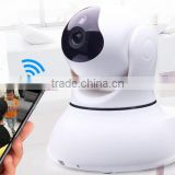 Baby monitor camera with wifi , PIR detector, romote control Support Andirod/iphone view