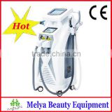 OPT IPL SHR Hair removal machine for sale!Elight SHR skin rejuvenation IPL RF Nd Yag laser Tattoo Removal machine