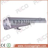 72w rgb Long Strip wall washer for little party led light ip65 outdoor landscape projector