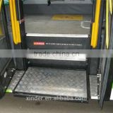 WL-Step-1200 Series Wheelchair Lift for Bus