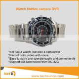 Digital Video Mini USB Camera,HD Waterproof Wrist watch hidden camera