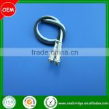 Precise industrial cable terminal PVC female adaptor ferrule connector wire harness