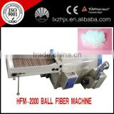 HFM-2000 New Popular Polyester Staple Fiber Ball Fiber Machine