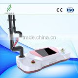 promotion price portable metal RF tube fractional co2 laser vaginal tightening and scar removal
