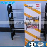 stainless steel shoe rack wholesale as seen on tv
