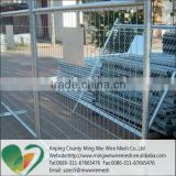 Galvanized Temporary Welded Wire Steel Chain Link Security Mesh Fence/Safety Panel Wire Mesh Temporary Farm Fence