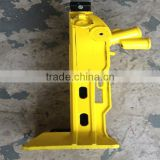 High quality QD10 railway rack and pinion jack