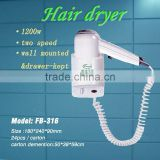 best professional and hot sale homely hair dryer