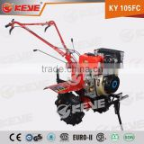 5~13HP Easy to Use Mini Tractor Honda Garden Tiller