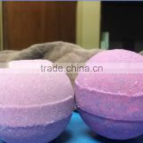 Hot sell round bath bomb ball tabet making machine in UK