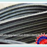 Factory supply all kinds of poly v belt fan belt timing belt with different quality low price