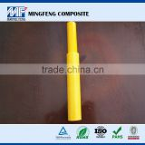 MF0080 High quality factory price galvanized ROHS/ PAHS approved frp/grp square telescopic poles