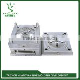 Quality assurance good sale and good service washing machine drum plastic injection mould