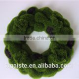 moss craft artificial moss loop moss garland art work