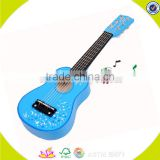 wholesale wooden children guitar high quality wooden children guitar cheap wooden guitar W07H035