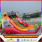 High Quality Outdoor Playground Equipment Inflatable Water Slide For Adult Slip And Slide For Sale