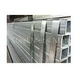 BS DIN Hot Dipped Duplex Galvanized Square Steel 400*400mm OD  EN10219