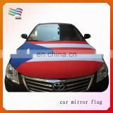 Promotion Country Puerto Rico Flag Car Hood Cover