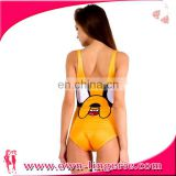 One Piece Swimsuit Sexy wholesale custom print one piece swimsuit, bottom swimsuit sexy mature women in bulk