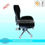 cleanroom ESD chair with double adjustable design