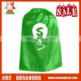 60*90CM Youth superhero capes Child satin capes Unisex party superman capes