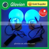 New design led electric ball LED thrown ball for palygrounds