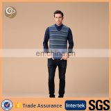 men's v neck cashmere sleeveless pullover
