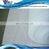 Sofa and mattress filling 100% polyester padding fabric