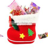 Hang Ornament Christmas Stockings Present Bag popular wholesale festival itemschristmas stocking