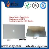 Panel heater model NO.PH2000  500W wall mounted heaters Infrared mica heating Convection heat