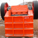Pex Jaw stone Crusher with diesel engine