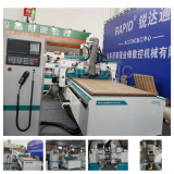 Hot sale 3 axis drilling machine RD-1325 CNC Router With Ball Screw
