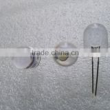 6000 - 6200K 10mm Pure white round led diode
