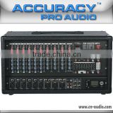 Professional 10-Channel Power Audio Mixer Console PM1062FX-MP3