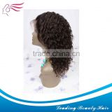 china treating 100% remy Brazilian human stock full lace brazilian hair wigs,no tangle, shedding free