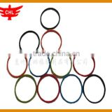 factory make AS568 clear silicone rubber o ring