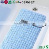 Custom Rubber Non-slip Waterproof Bath Tub Mat