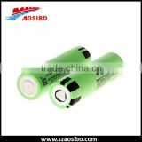 high Quality 3.7v Li-ion 18650 Rechargeable Battery ncr18650be 3200mAh battery pack