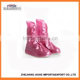 PVC Rain Shoes Cover for Kids/ Waterproof Overshoes