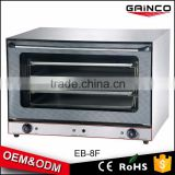 high quality commercial electric bakery convection oven restaurant kitchen equipment EB-8F