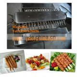 hot sale gas chicken grill machine