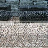 ISO9001:2000 Factory of PVC Coated Gabion basket and Gabion Mattresses,heavy hexagonal wire mesh