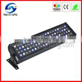 80 3W waterproof multi-color led landscape light RGBW led wall washer outdoor ip65 led uplight