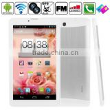 "Custom LOGO HD Google Android 4.2 7"" Dual-Core dual core with 3g wifi android tablet"