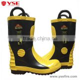 Chemical proof boots,fire safety boots