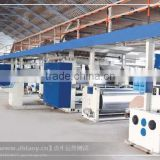 Multilayer full automatic corrugated cardboard production line/carton box making machine