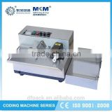 Popular glass bottle ink pad printing machine made in china MY-380
