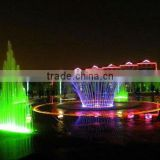 12*1W RGB 12V/24V CE&RoHS Led Fountain Ring Light