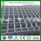 Heavy Gauge Galvanized Concrete Reinforcing Wire Welded Mesh Panel                                                                         Quality Choice